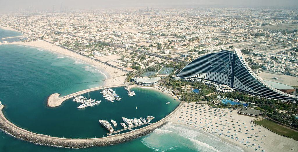 Bon séjour à Dubaï, la ville de la démesure