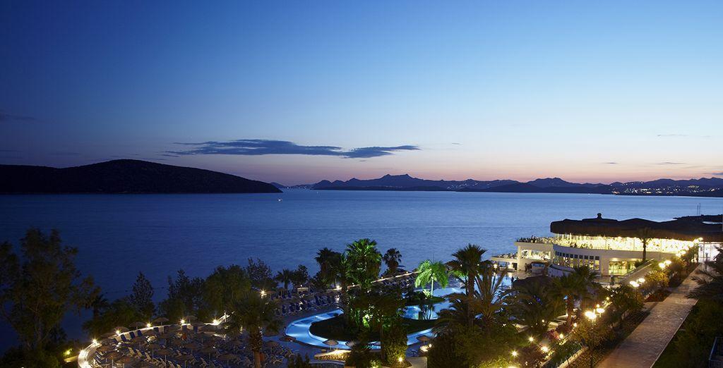 Vous séjournerez au Bodrum Holiday Hotel - Hôtel Bodrum Holiday Resort & Spa *****  Bodrum