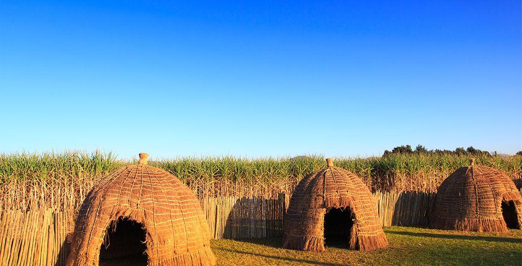 Au royaume indépendant de Swaziland...