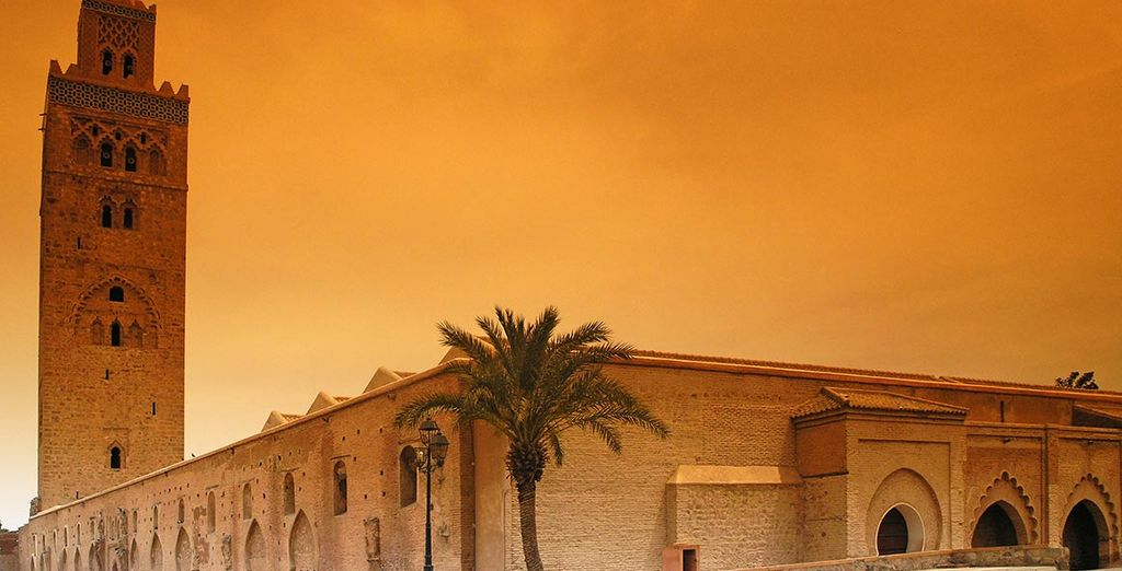 Le Maroc et ses mille couleurs vous attire ? Partez pour ce combiné Marrakech et El Jadida - Combiné Marrakech Atlantique Marrakech