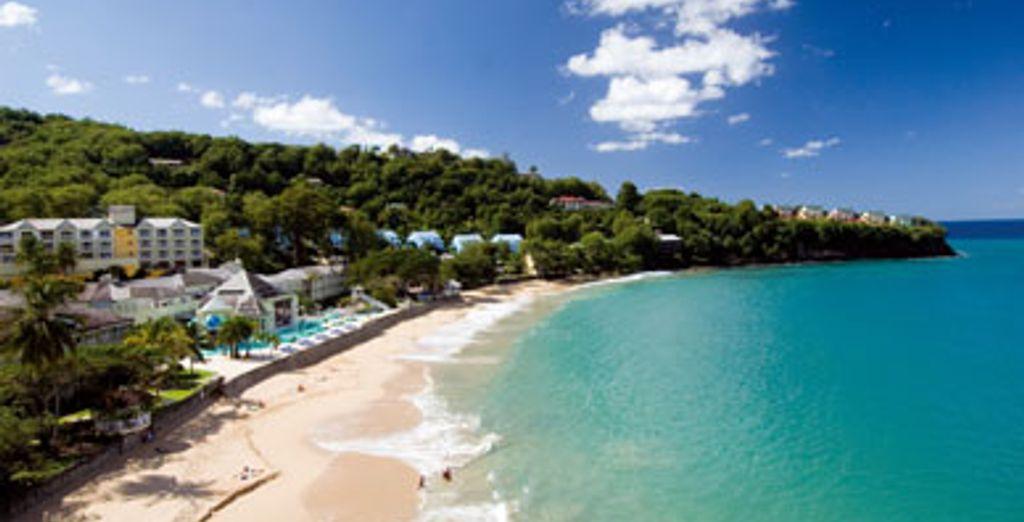 - Sandals La Toc ***** - Castrie - Sainte-Lucie - Antilles Castries