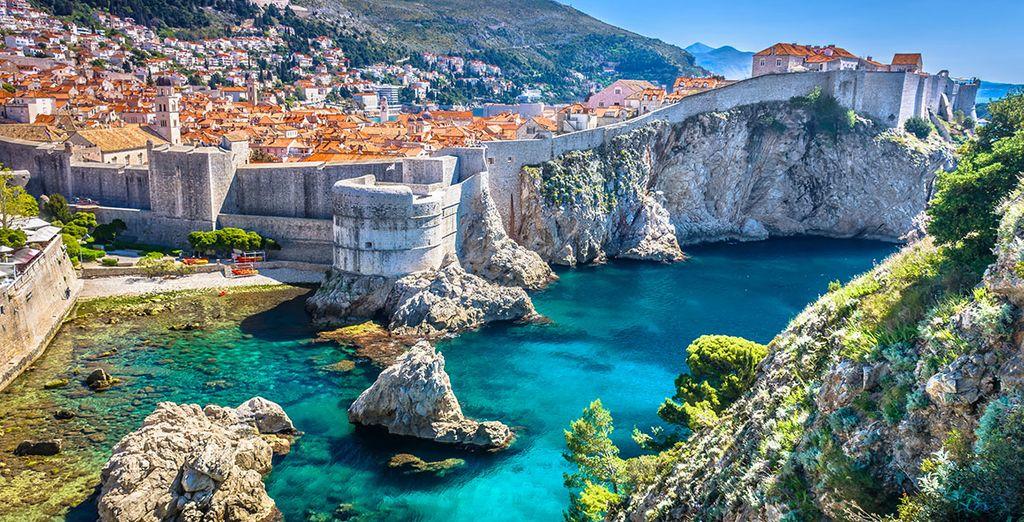 Ville de Croatie