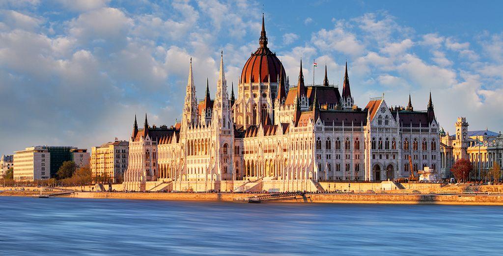 Envolez-vous à destination de Budapest