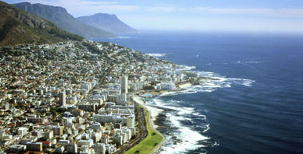 - The Pepper Club Luxury Hotel & Spa ***** - Cape Town - Afrique du sud Cape Town