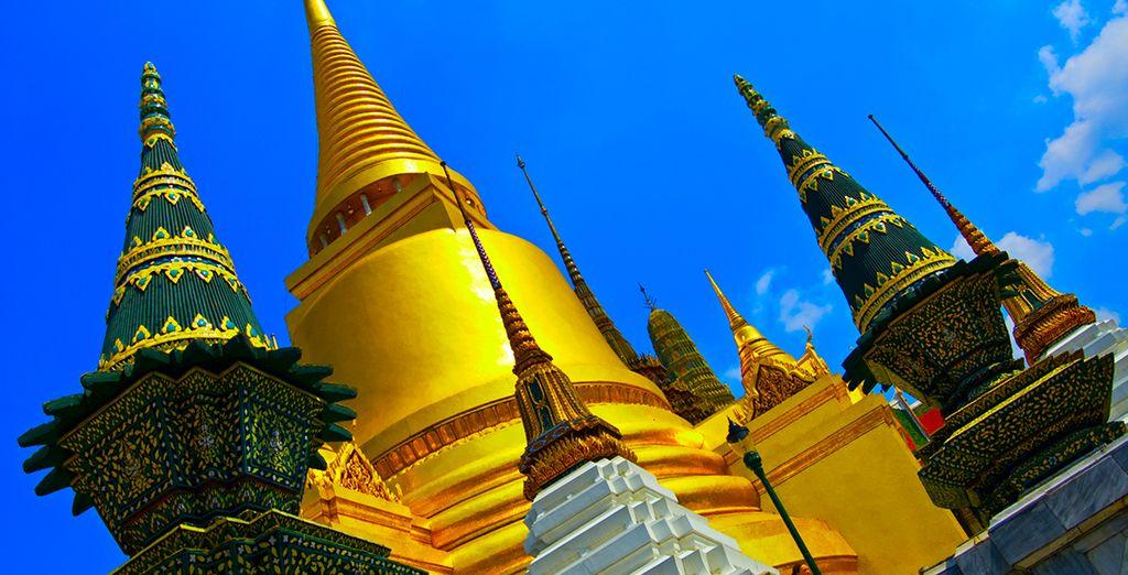 Vous reviendrez conquis par la Thaïlande...