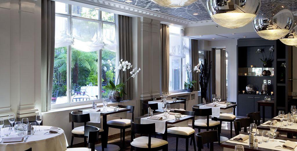 Retrouvez une cuisine authentique et française au restaurant