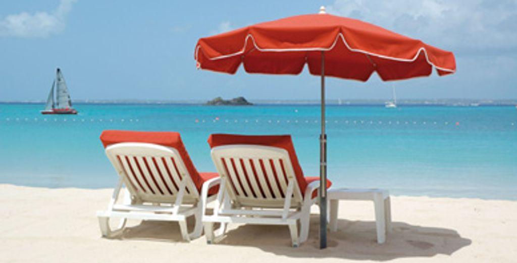 - Domaine de Lonvilliers **** - Saint-Martin - Antilles Saint Maarten