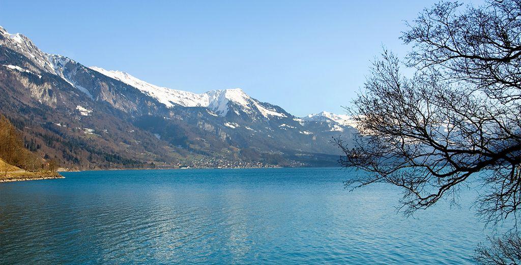 Bienvenue à Lausanne...