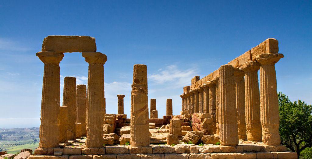 Vous serez émerveillé par les trésors archéologiques