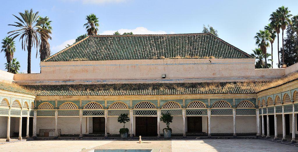 Et le Palais de la Bahia