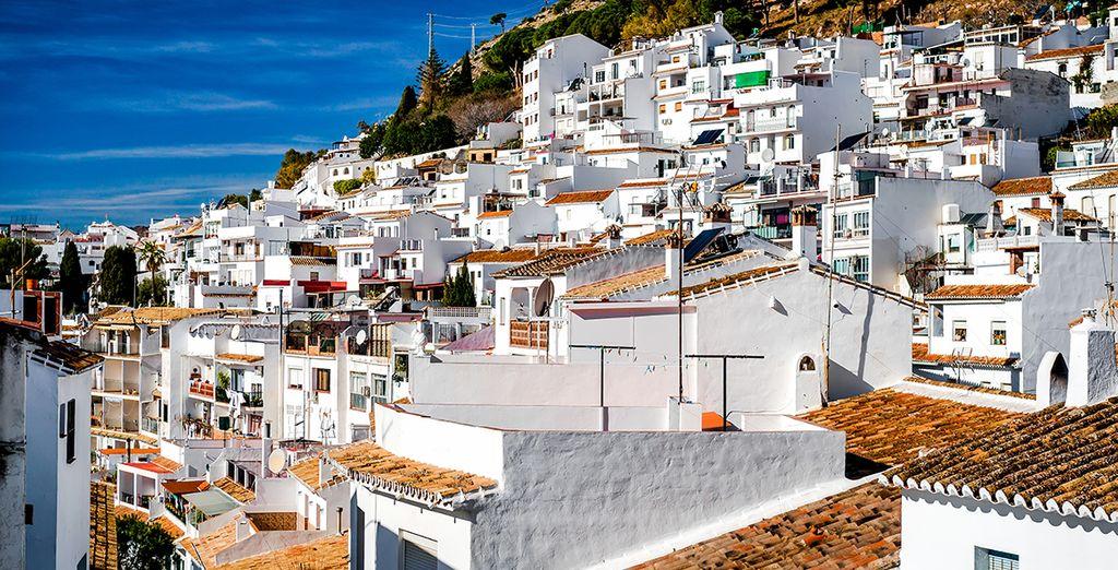 La beauté de l'Andalousie n'attend que vous