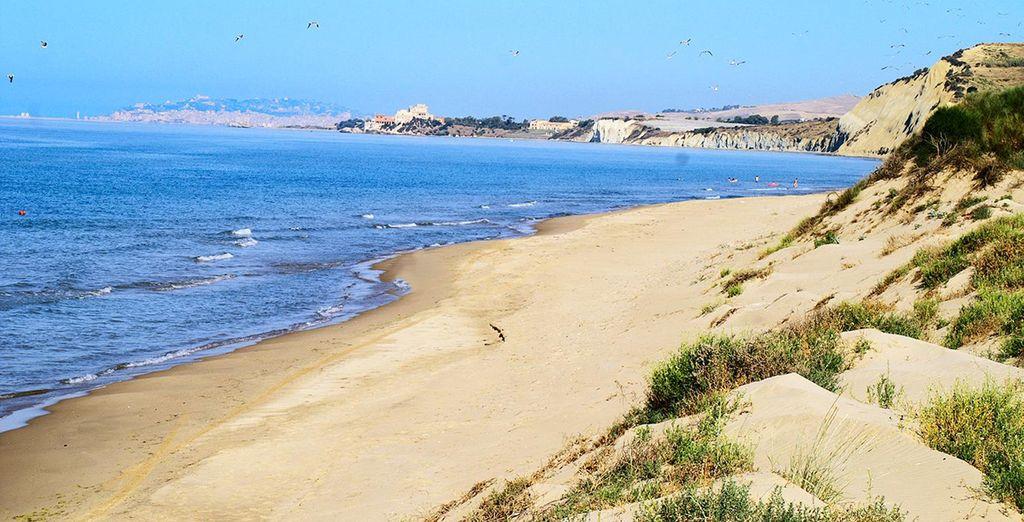 Vous serez en pleine forme pour alterner balades sur la plage...