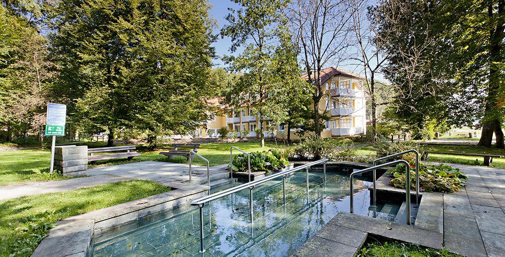 Le temps d'un séjour au Vitalhotel Sonneck - Vitalhotel Sonneck 4* Bad Wörishofen
