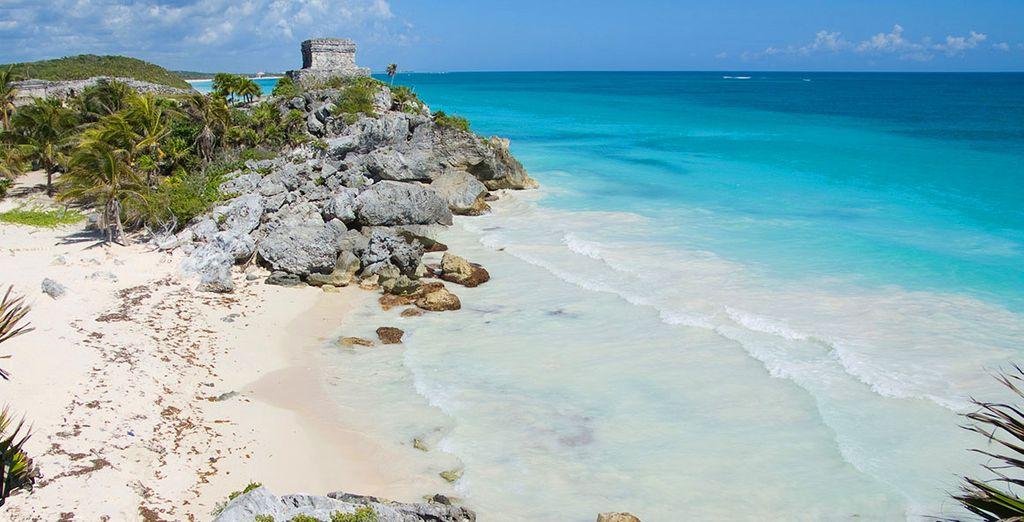Et découvrez la beauté des plages de la Riviera Maya ! Excellent séjour...
