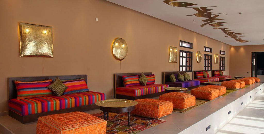 A l'hôtel Club Coralia Aqua Mirage Marrakech 4*