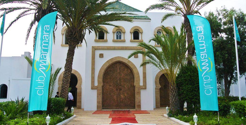 Bienvenue au Club Marmara Les Jardins d'Agadir 4*