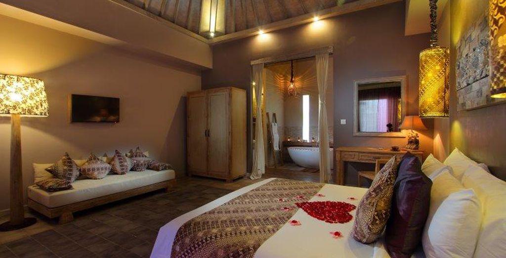 Hôtel haut de gamme à Bali