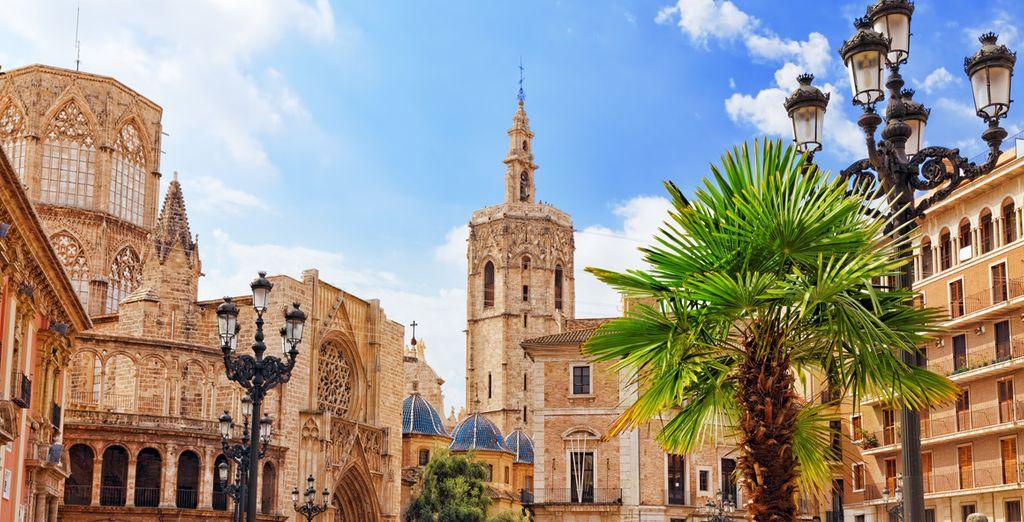 Bon séjour à Valence !