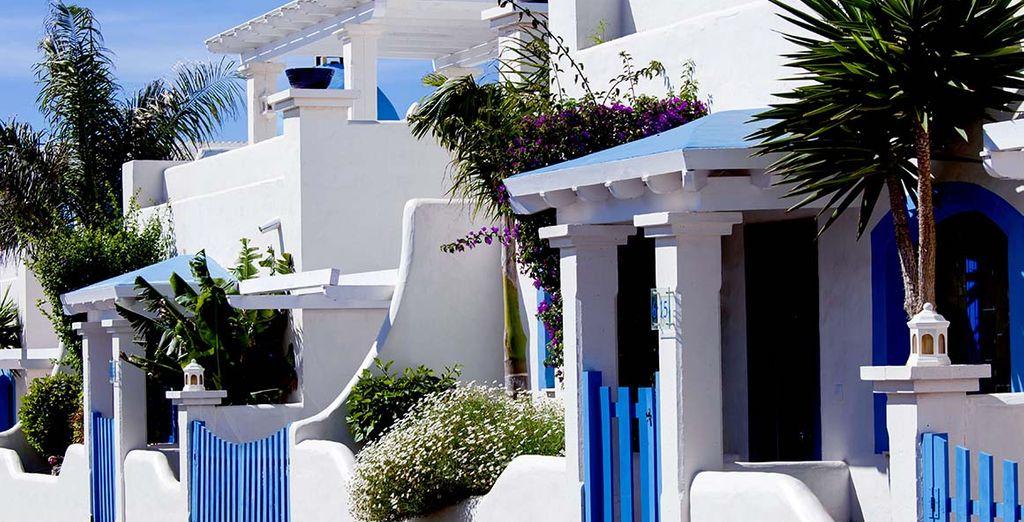Et poussez les portes du Villa & Club Bahiazul 4*