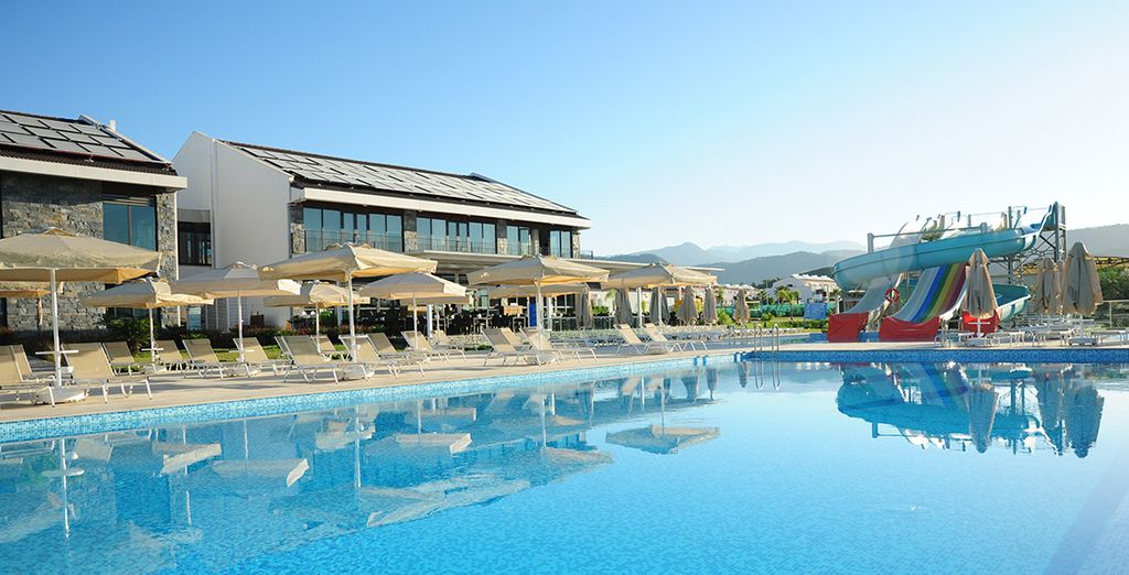Des vacances détente sous le soleil de la Turquie vous attendent !