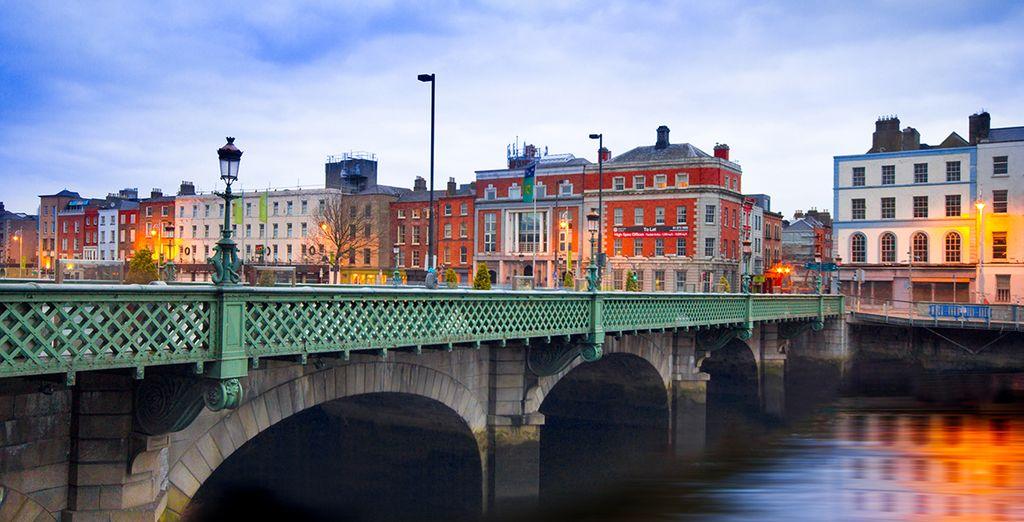 Direction Dublin !