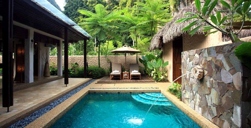 - The Banjaran Hotsprings Retreat Hotel ***** Luxe - Ipoh - Malaisie Ipoh