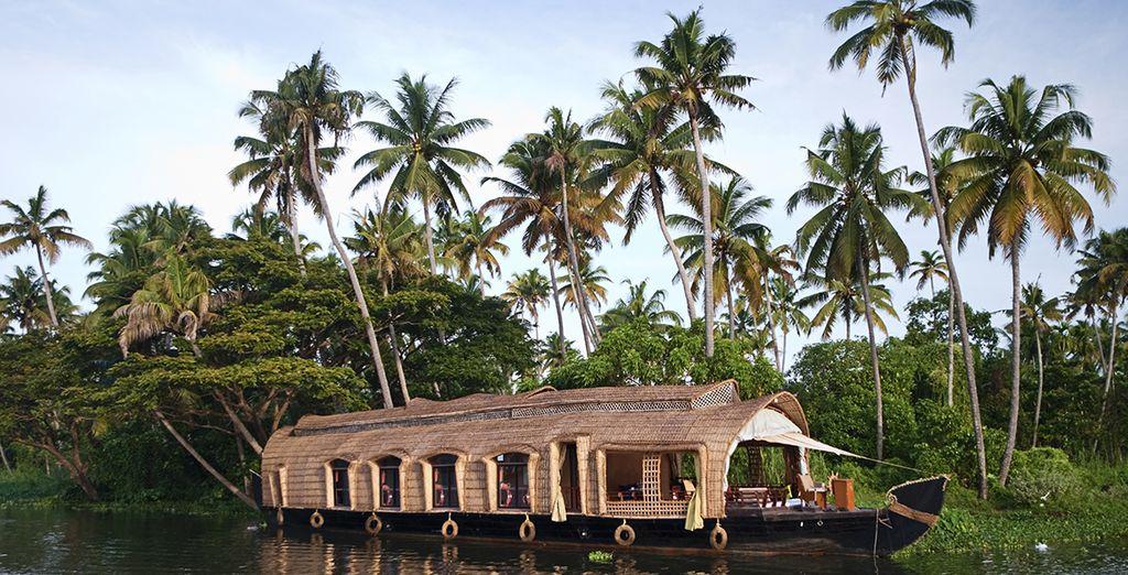 Naviguez dans les fameux Backwaters