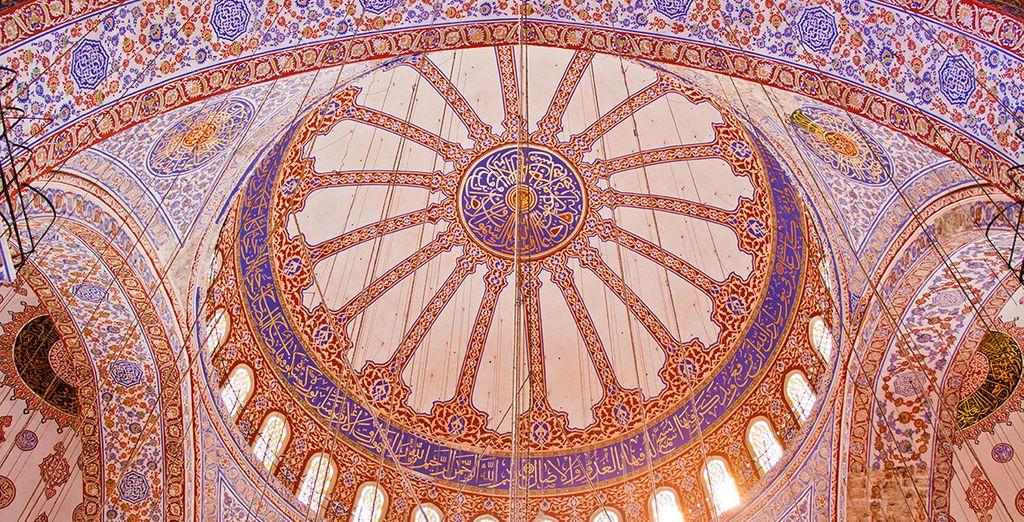Offrez-vous un séjour envoûtant à Istanbul