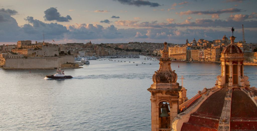 Malte - Coastline Hotel **** Luqa