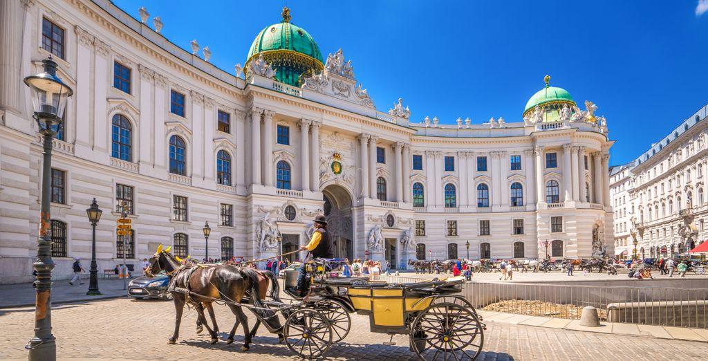 Passez un excellent séjour à Vienne !