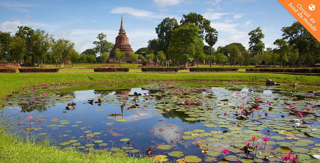 Suivez-nous pour une aventure magique - Circuit  Parfums Thaïs - 10 jours et 7 nuits Bangkok