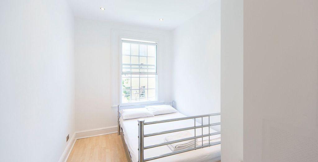 Appartement 3 : La seconde chambre