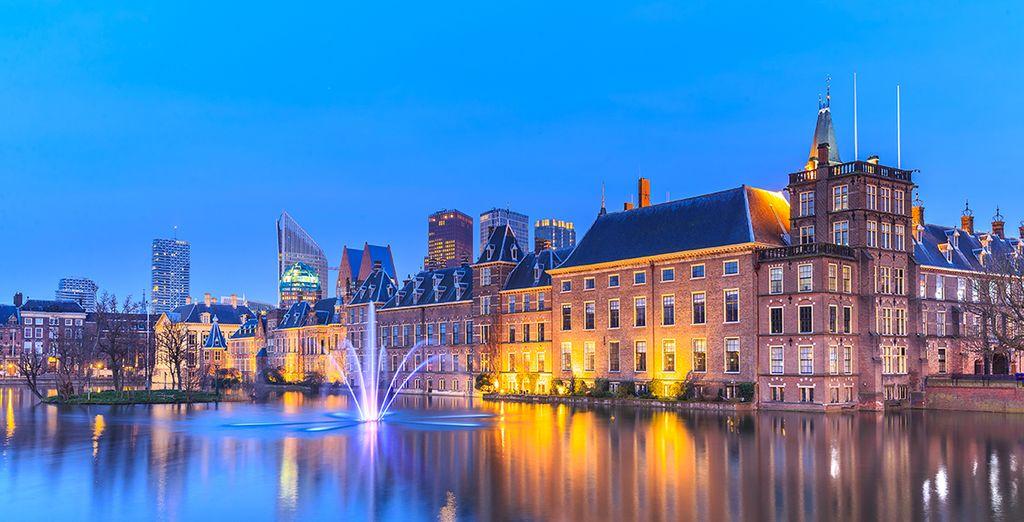 La Haye aux Pays-Bas