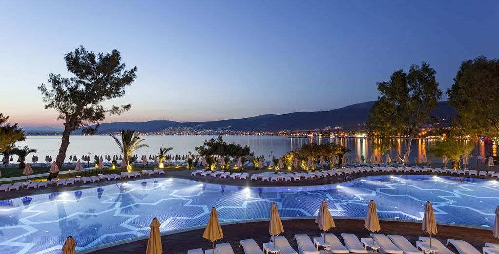 Hôtel-club mystère 5* en Turquie