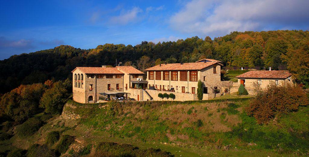 Un établissement 4* au cœur des Pyrénées Catalanes