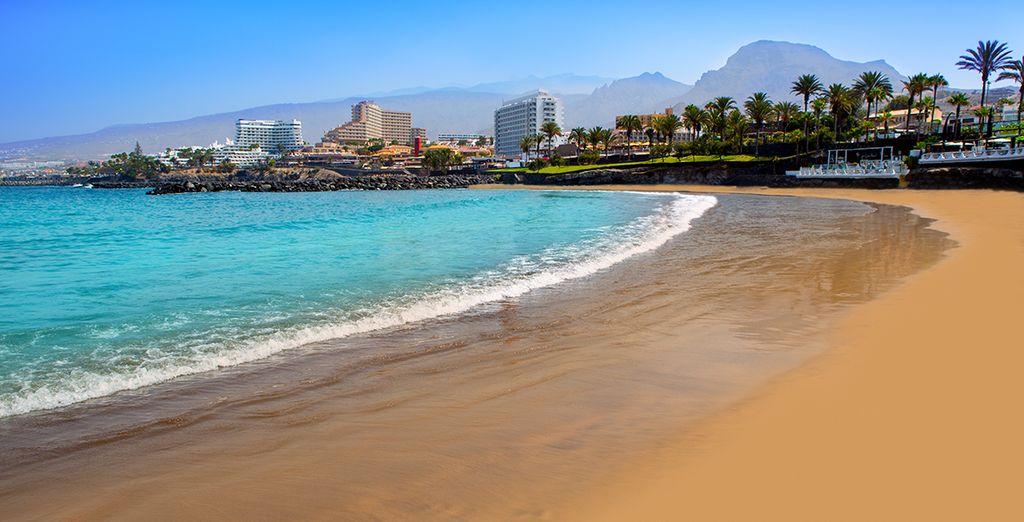 Tout comme les superbes plages des Canaries