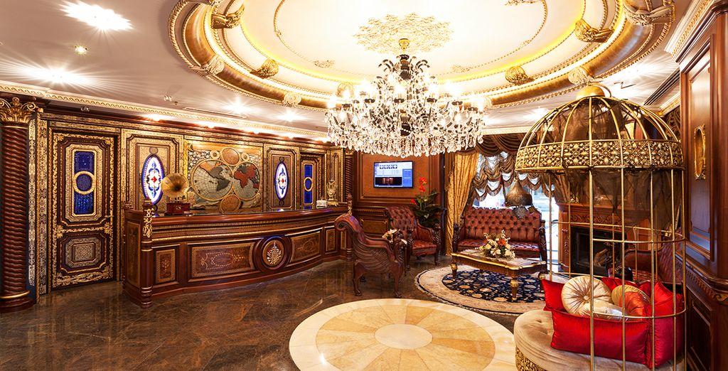 Ce boutique hôtel sera le pied-à-terre idéal