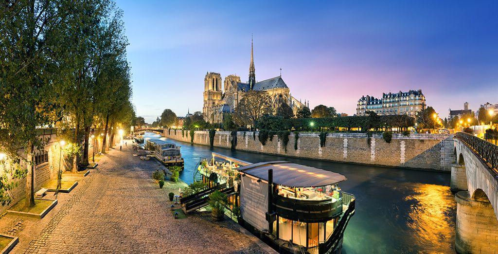 Bon voyage à Paris !