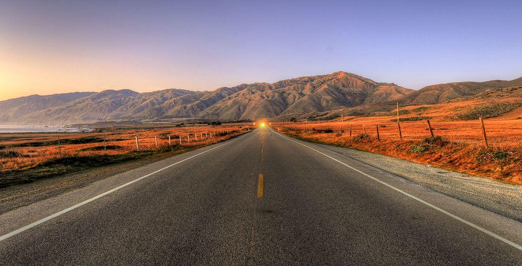 À bientôt sur les routes de Californie !