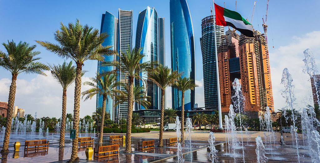 Abu Dhabi n'attend plus que vous !