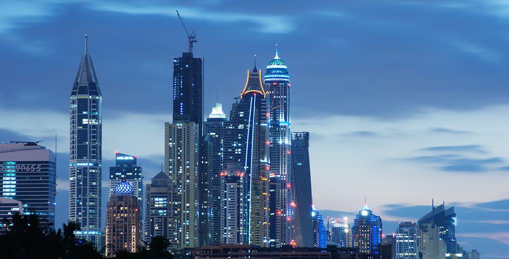 Reprenez l'avion pour Dubaï...