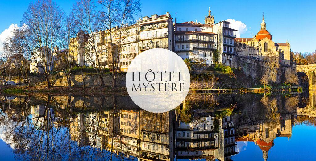 Bienvenue à Amarante, au cœur de la province portugaise