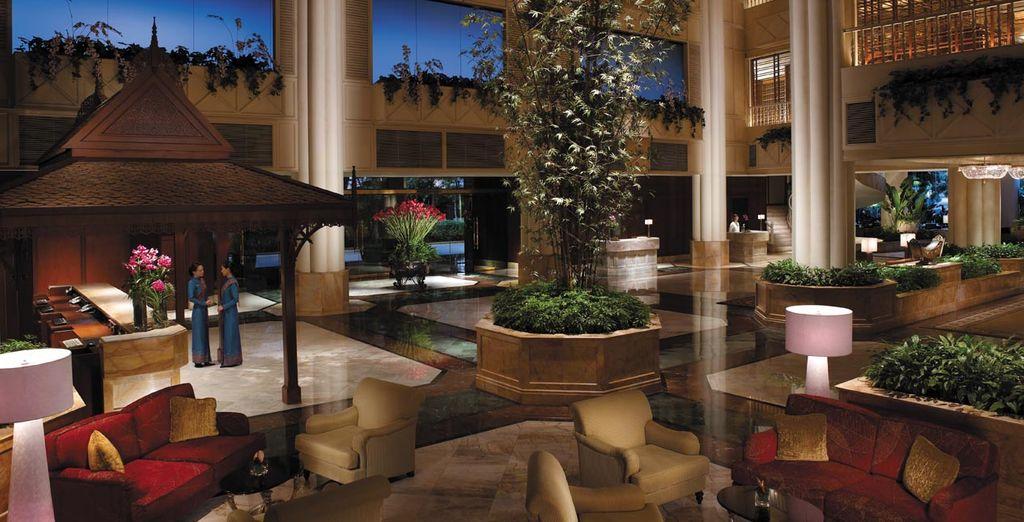 Hôtel Shangri-La Bangkok 5*