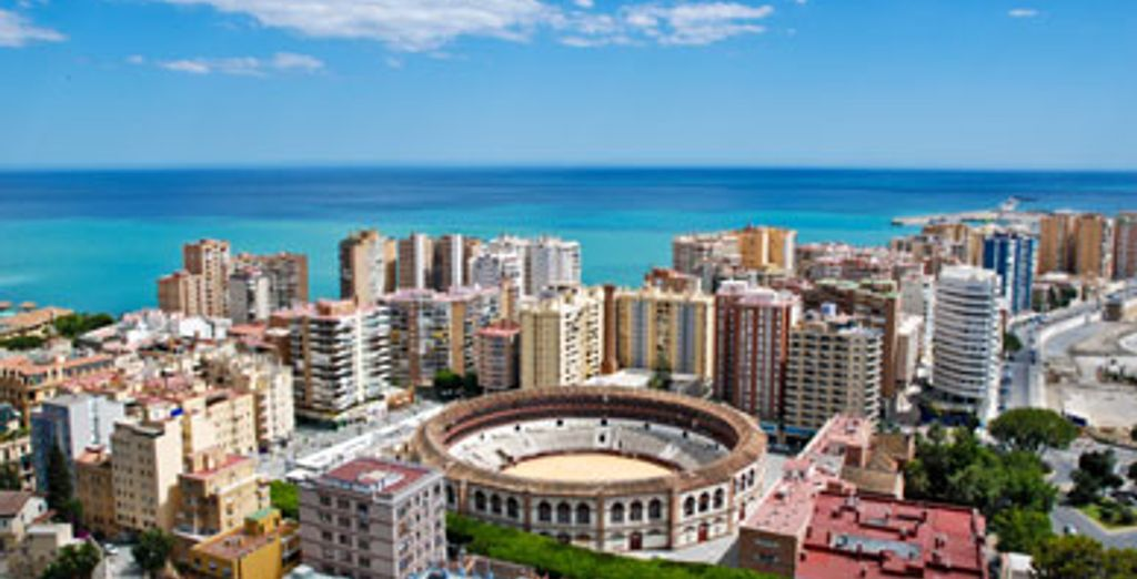- Vincci Malaga **** - Màlaga - Espagne Malaga