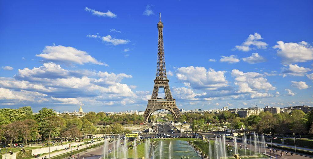 Direction Paris...