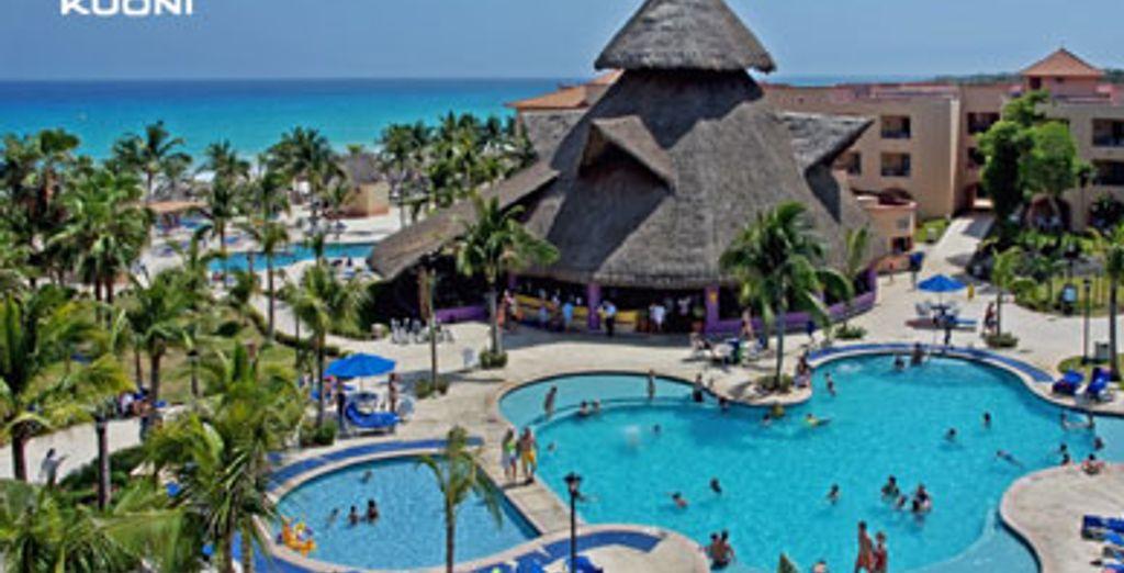 - Sandos Playacar Beach Resort & Spa **** - Playa Del Carmen - Mexique Playa del Carmen