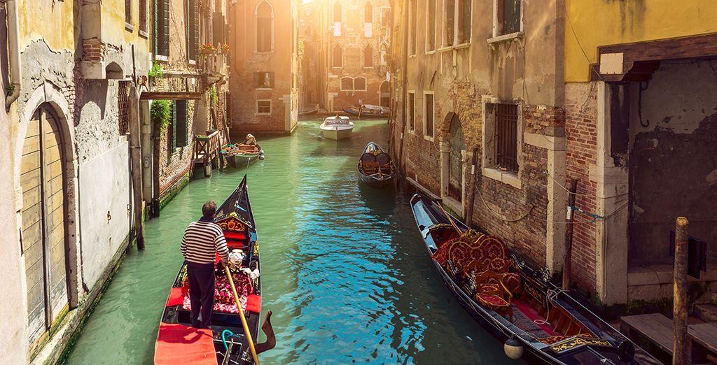 Découvrez Venise au fil de l'eau... - Hôtel Al Sole Venise