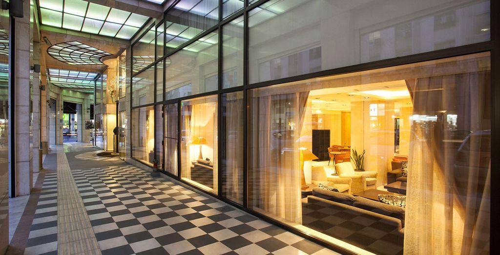 L'hôtel Melia Athens vous accueille