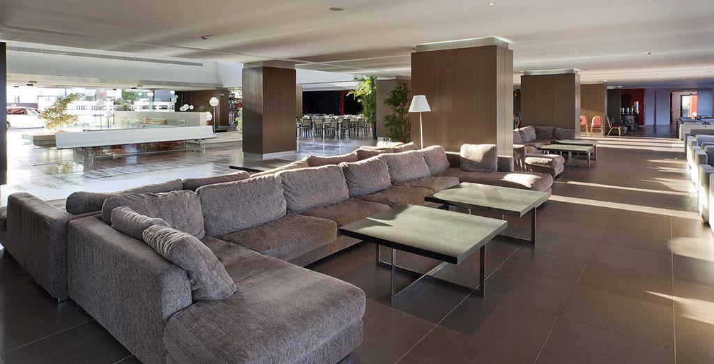 l'hôtel Calas de Conil, moderne et design