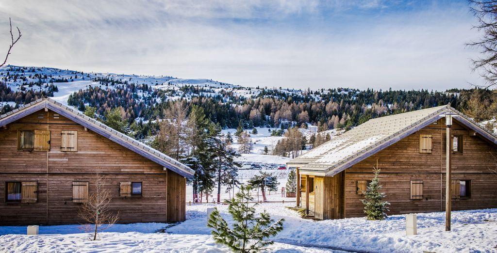 Découvrez une résidence au charme montagnard